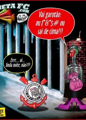 Corneta FC: Ou f*%*$ ou sai de cima!