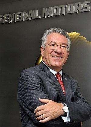 Marcos Munhoz, vice-presidente da GM do Brasil