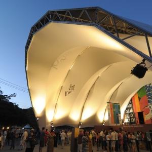 Tenda da Flip 2012, um dos principais eventos literários do Brasil (4/7/12) - Flavio Moraes/Fotoarena