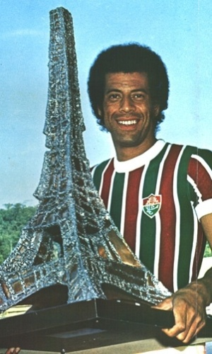 Carlos Alberto Torres, ex-lateral do Fluminense