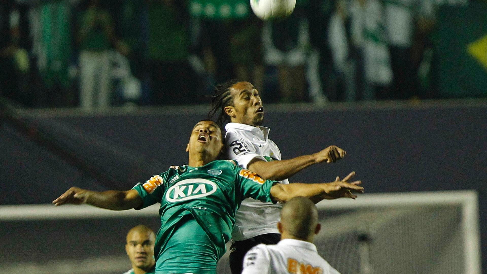 Palmeiras e Coritiba se enfrentam na Arena Barueri no primeiro jogo da decisão da Copa do Brasil