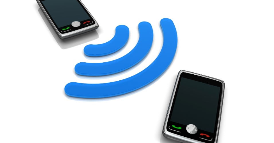 Conexão sem fio bluetooth entre dois celulares/smartphones