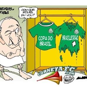 Corneta FC: Com que roupa, Felipão?