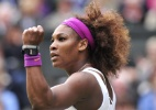 Serena Williams - AFP PHOTO/ GYN KIRK