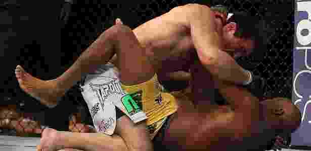 Chael Sonnen e Anderson Silva - Josh Hedges/Zuffa LLC UFC  - Josh Hedges/Zuffa LLC UFC