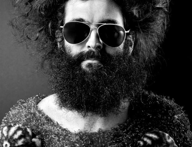 9.jul.2012 - Muir começou fazendo retratos de barbudos locais, na cidade de West Chester, na Pensilvânia (EUA), onde mora. Logo, passou a incluir participantes em competições de barba e bigode