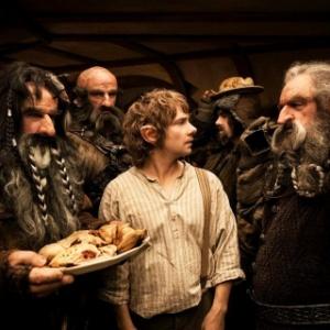 """Ator Martin Freeman interpreta Bilbo Baggins no filme """"O Hobbit: Uma Jornada Inesperada"""" (2012) - Reprodução/Facebook"""