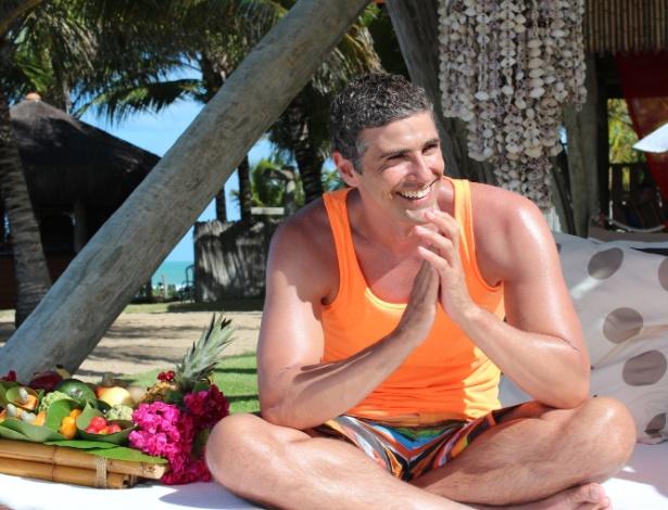 """Reynaldo Gianecchini em foto para a revista """"Contigo!"""" (10/7/12)"""