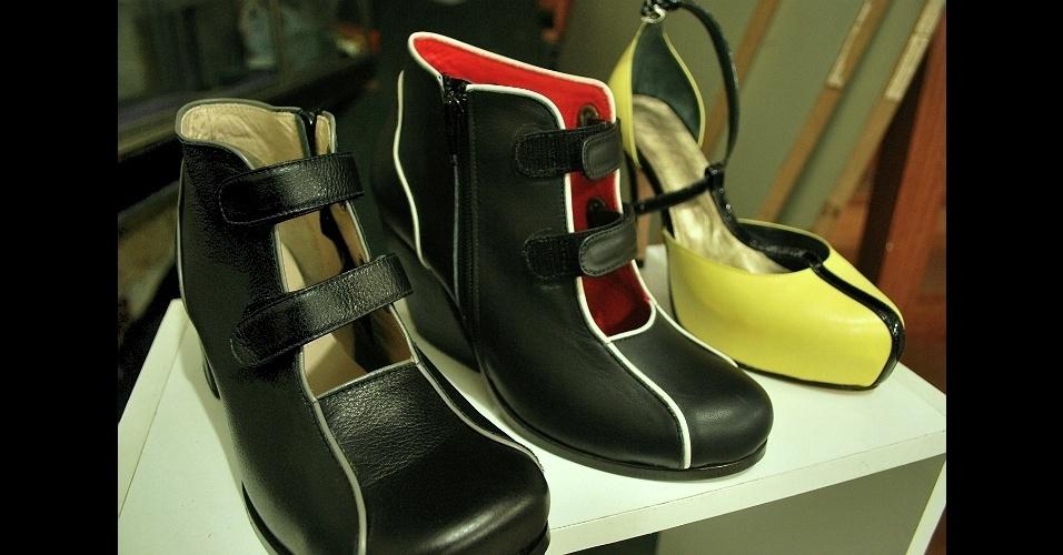 Sapatos feitos na Fascinante