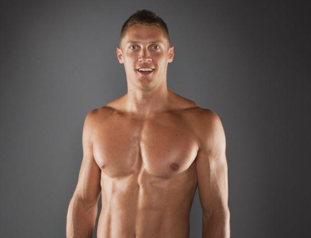 Trey Hardee é uma das apostas de medalha dos EUA no decatlo e promessa de suspiros da mulherada em Londres-2012