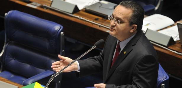 O tucano Pedro Taques, governador de MT