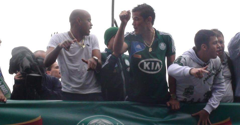 Autor do gol em Curitiba, o atacante Betinho revelou que não conseguiu dormir após a conquista do título
