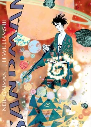 """Capa da nova HQ """"Sandman"""", de Neil Gaiman - Reprodução"""