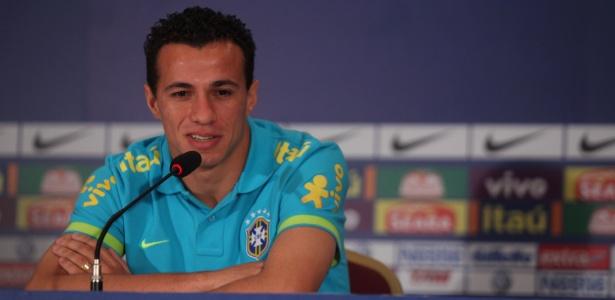 Damião será o camisa 9 da seleção brasileira nos Jogos Olímpicos de Londres