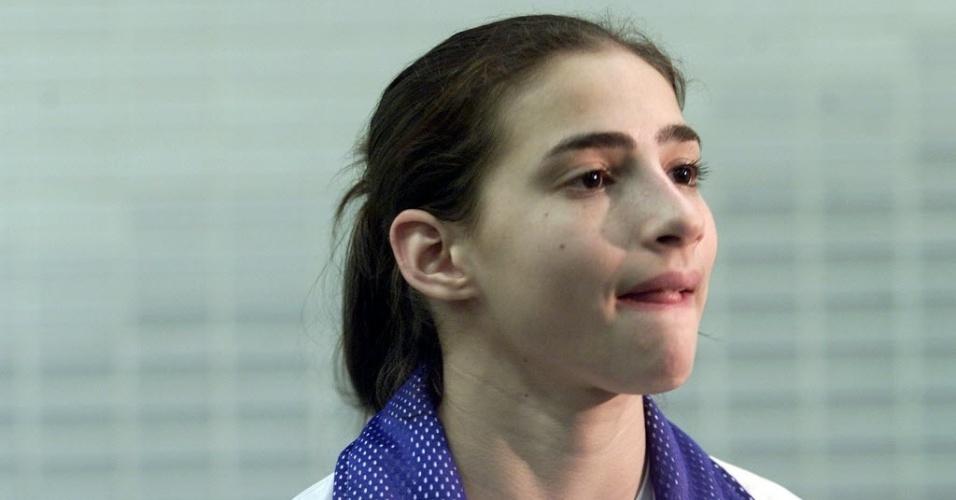 Laís Souza tem fratura confirmada e é cortada da equipe feminina de ginástica artística para as Olimpíadas de Londres