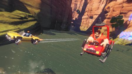Personagem da Disney faz participação especial em jogo de corrida da Sega