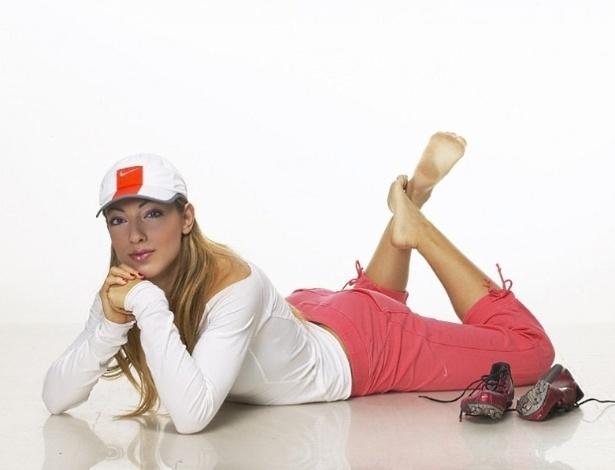 Depois de sofrer uma fratura na perna em 2005, Ivet Lalova conquistou o ouro no campeonato europeu e espera voltar à