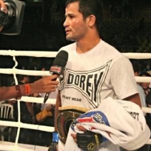 "Jussier ""Formiga"" vai encarar Sergio Pettis no UFC Fight Night 103 - Leonardo Fabri/PVT"