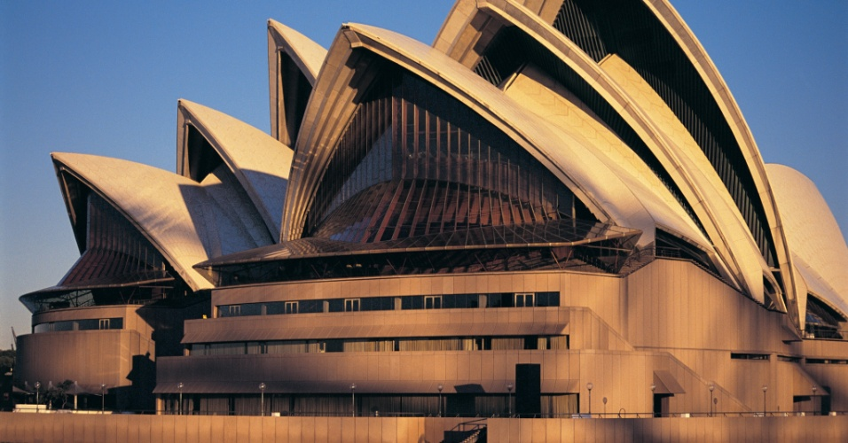 Ópera de Sydney, na cidade de Sydney, Austrália