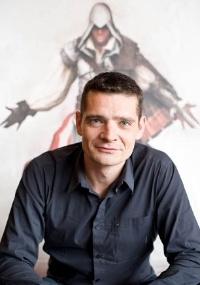 """Sebastian Puel, produtor executivo da série """"Assassin's Creed"""""""