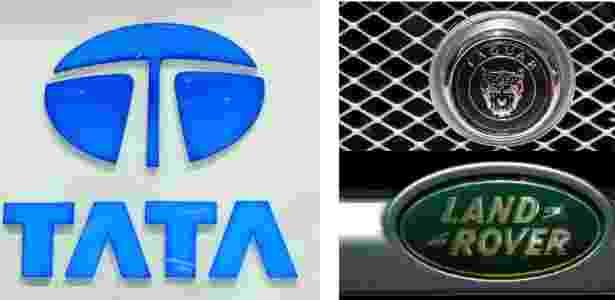 Tata, empresa indiana dona do grupo Jaguar Land Rover, quer fabricar o Freelander no Brasil - Denis Balibouse/Reuters