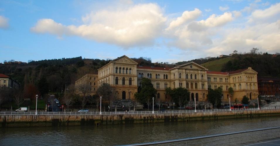 Universidade de Deusto, em Bilbao
