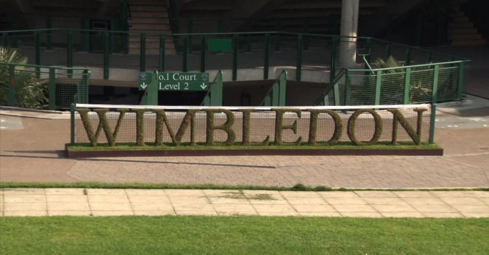 Wimbledon, na Inglaterra