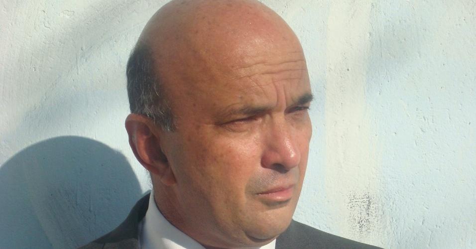 17.jul.2012 - Agente da Polícia Federal que atuou na Operação Monte Carlo foi assassinado na segunda-feira (16) com dois tiros na cabeça. Wilton Tapajós Macedo estava no cemitério Campo da Esperança, em Brasília