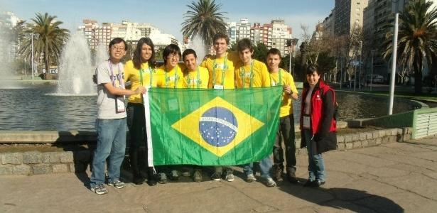 Equipe brasileira na Olimpíada Internacional de Matemática 2012, na Argentina