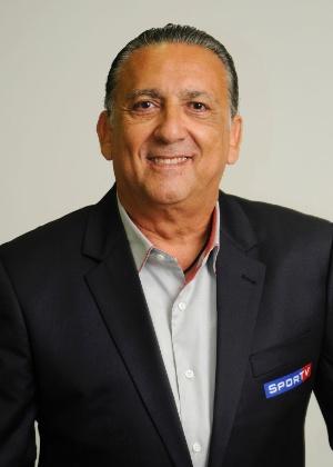 Galvão Bueno, que fez a cobertura dos Jogos Olímpicos para o SportTV em Londres