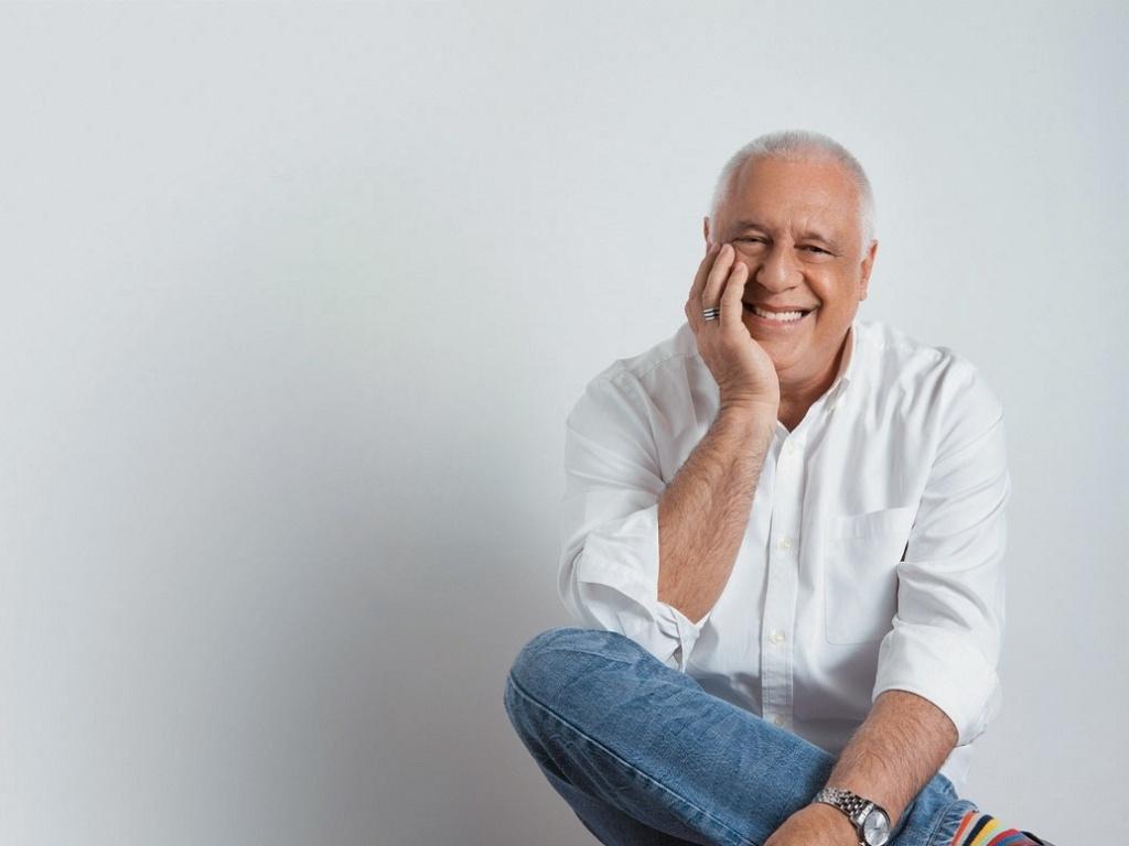 Antônio Fagundes posa para a revista