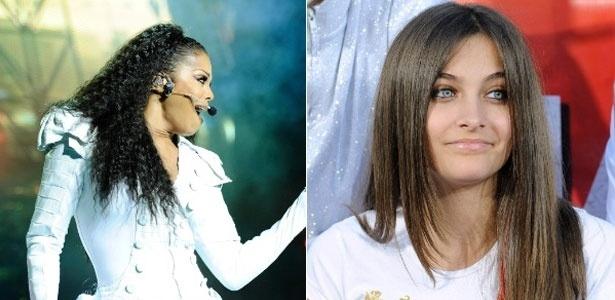 """Janet Jackson teria ficado """"furiosa"""" após sobrinha Paris ter aceitado papel no cinema"""