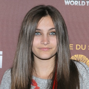 Paris Jackson, a filha do cantor Michael Jackson