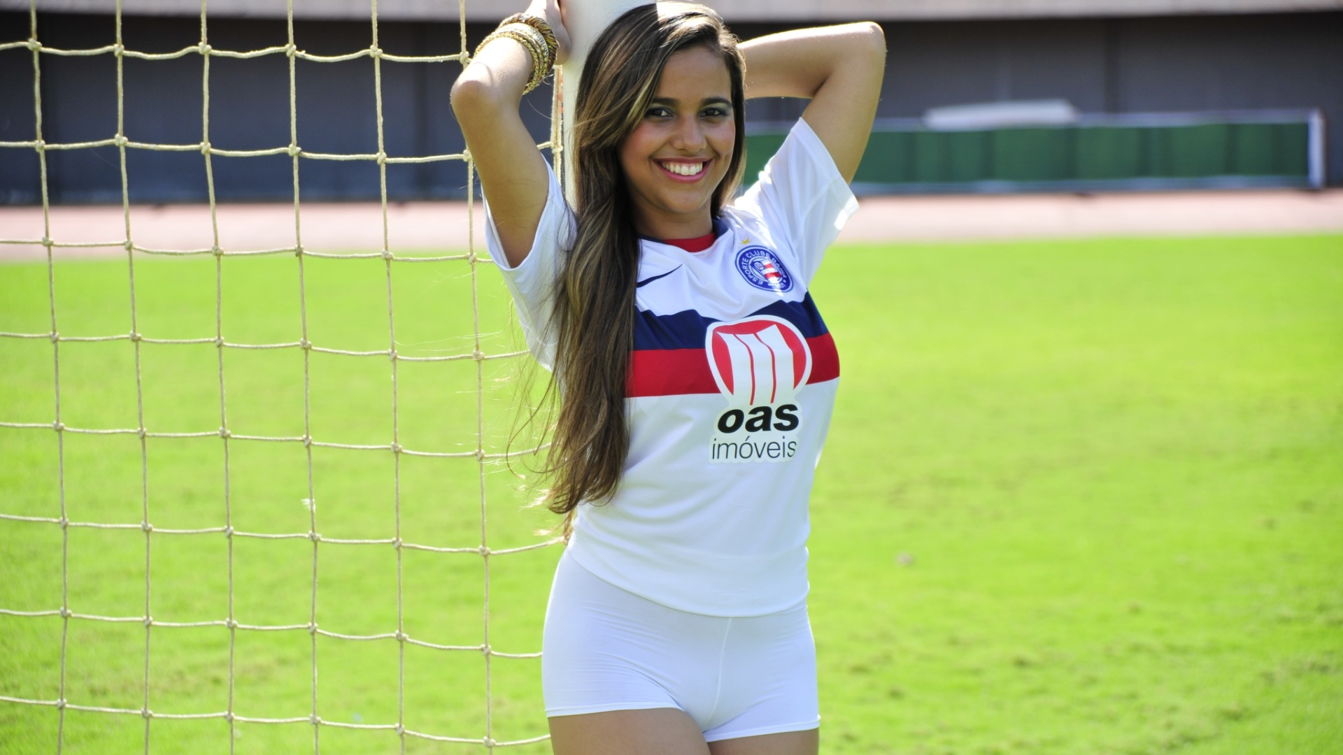 Talita Rocha é a candidata do Bahia