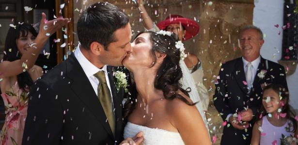 Noivo deve participar da organização do casamento para aproveitar cada momento do casamento - Thinkstock