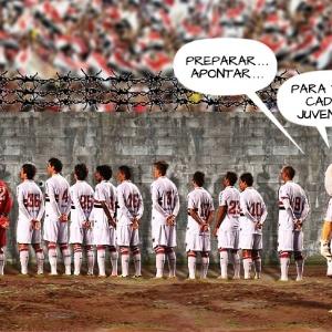 Corneta FC: Na mira da torcida