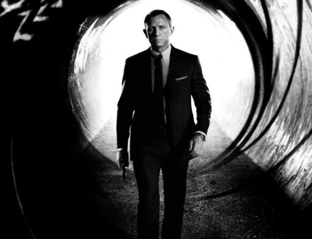 """Daniel Craig estampa o cartaz de """"007 - Operação Skyfall"""", 23º filme do agente James Bond"""
