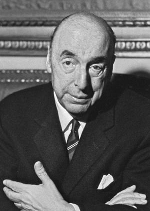 O poeta chileno Pablo Neruda - AFP