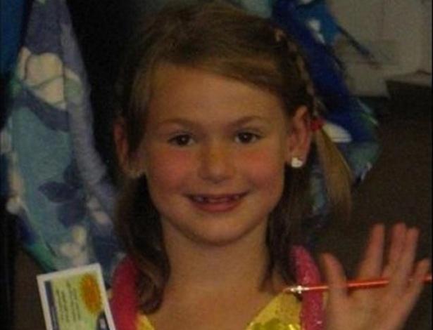 22.jul.2012 - Família divulga foto da mais jovem das vítimas do atirador no Colorado (EUA)