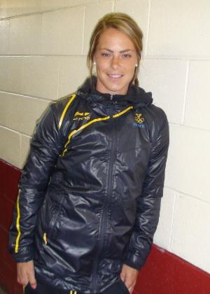 Johanna Almgren, musa da seleção sueca que ouviu pedido de casamento de Ronaldinho em 2008