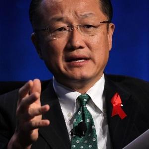 O presidente do Banco Mundial, Jim Yong Kim - Alex Wong/Getty Images - 23.jul.2012
