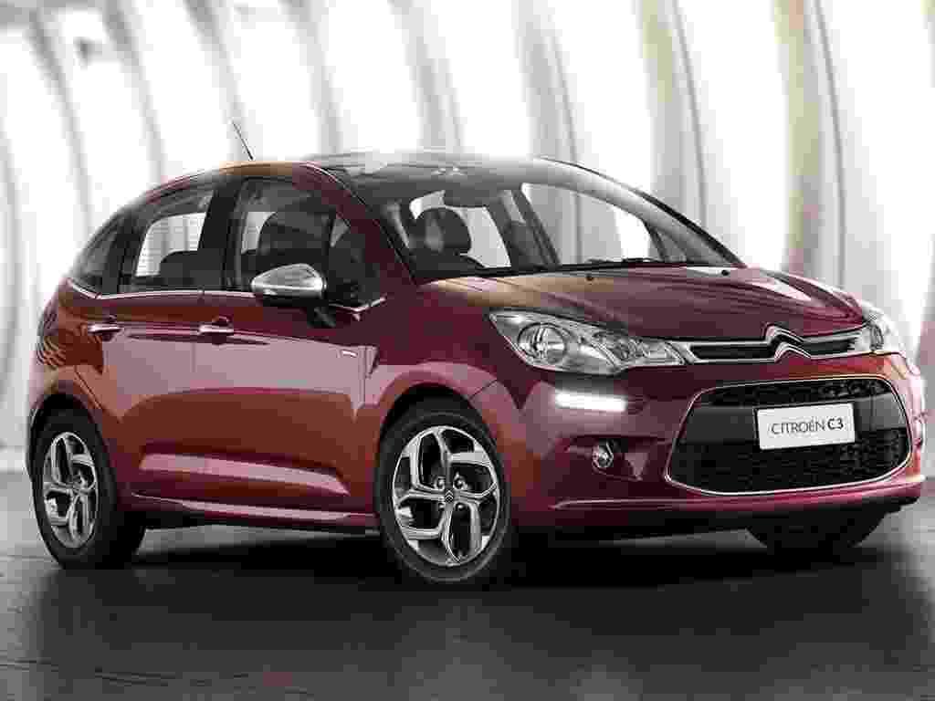 A Citroën revelou nesta segunda-feira (23/07) as primeiras informações oficiais da nova geração do C3, que chega às lojas no começo de agosto - Divulgação