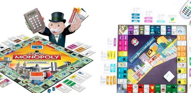 Famosos até hoje, o Banco Imobiliário e o Monopoly foram inventados há mais de 60 anos