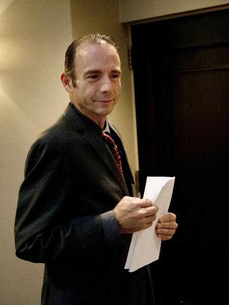 Um transplante de medula óssea livrou Timothy Ray Brown do vírus da Aids  - AFP/Brendan Smialowski