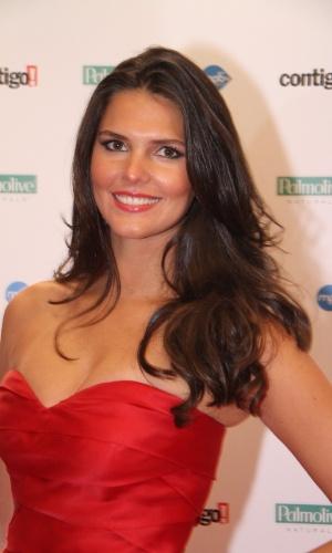A modelo Daniella Sarahyba foi uma das convidadas ao evento (23/07/12)