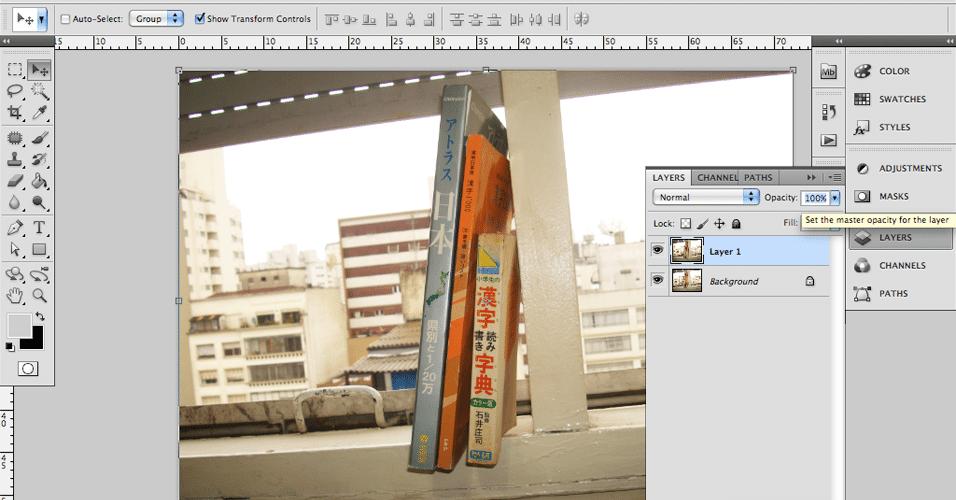 Aprenda a criar fotos com efeito 3D no Photoshop