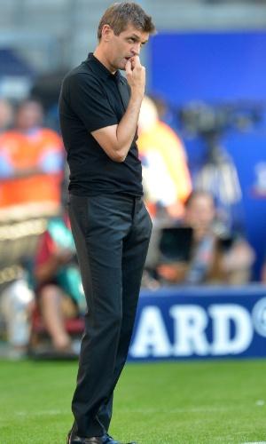 Tito Vilanova, técnico do Barcelona (24/07/2012)