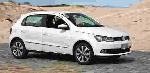 VW Gol Power 1.6 2013: aparência nova com a mesma essência -- e essa é a melhor notícia - Divulgação