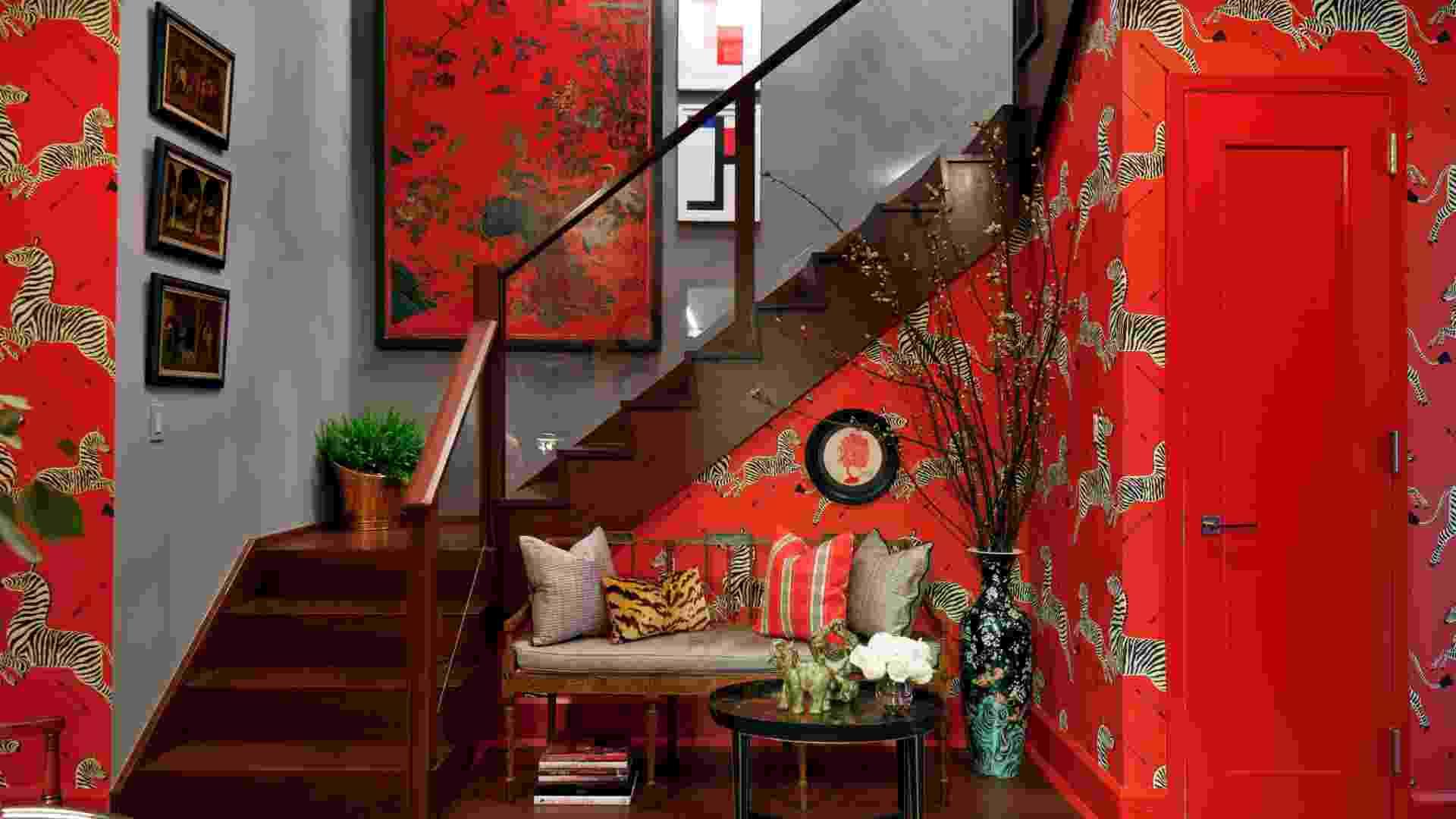 Apartamento decorado de mostra em Kips Bay, Nova York (Imagem do NYT, usar apenas no respectivo material) - Trevor Tondro/ The New York Times