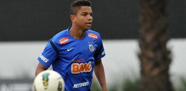 David Braz (f), do Santos, poderá ser trocado pelo lateral Guilherme, com o Atlético-MG